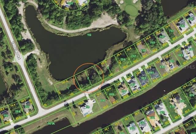 1100 & 1104 Rotonda Circle, Rotonda West, FL 33947 (MLS #D6111944) :: The BRC Group, LLC