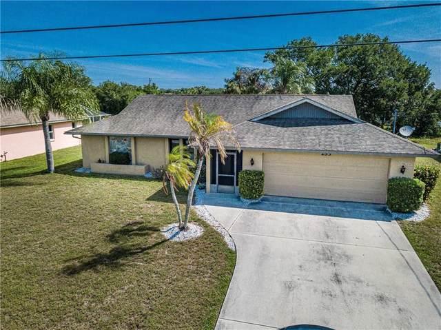 255 Mark Twain Lane, Rotonda West, FL 33947 (MLS #D6111945) :: The Duncan Duo Team