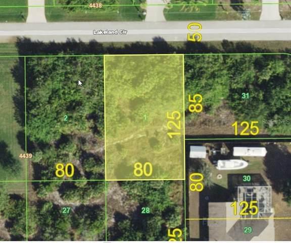 15145 Lakeland Circle, Port Charlotte, FL 33981 (MLS #D6111980) :: Premium Properties Real Estate Services