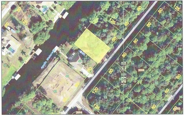 321 Hoffer Street, Port Charlotte, FL 33953 (MLS #D6111987) :: Griffin Group