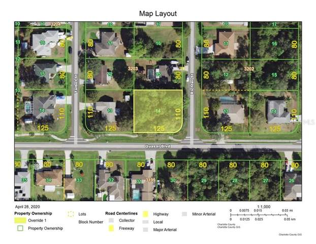 1261 Richter Street, Port Charlotte, FL 33952 (MLS #D6111998) :: Dalton Wade Real Estate Group