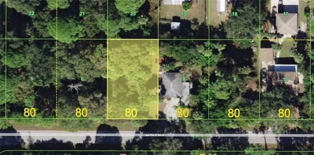 18074 Crawford Avenue, Port Charlotte, FL 33948 (MLS #D6112089) :: The Light Team