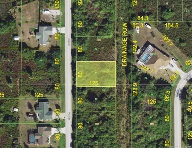 6994 Stacy Lane, Port Charlotte, FL 33981 (MLS #D6112125) :: Team Bohannon Keller Williams, Tampa Properties