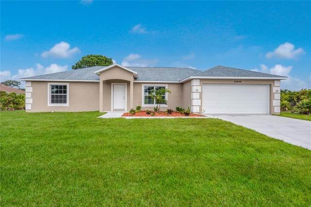 6304 Sunnybrook Boulevard, Englewood, FL 34224 (MLS #D6112137) :: Medway Realty