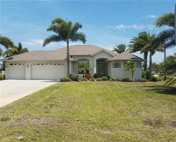 291 Rotonda Boulevard E, Rotonda West, FL 33947 (MLS #D6112138) :: The BRC Group, LLC