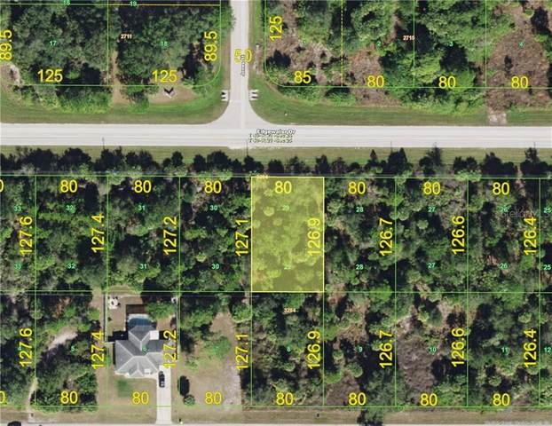 17455 Edgewater Drive, Port Charlotte, FL 33948 (MLS #D6112247) :: The Duncan Duo Team