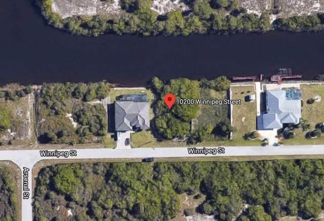 10200 Winnipeg Street, Port Charlotte, FL 33981 (MLS #D6112263) :: The BRC Group, LLC