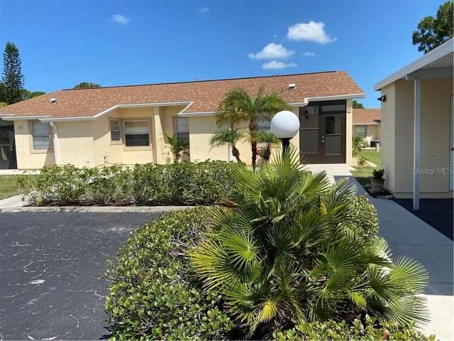 6796 Gasparilla Pines Boulevard #58, Englewood, FL 34224 (MLS #D6112277) :: Gate Arty & the Group - Keller Williams Realty Smart