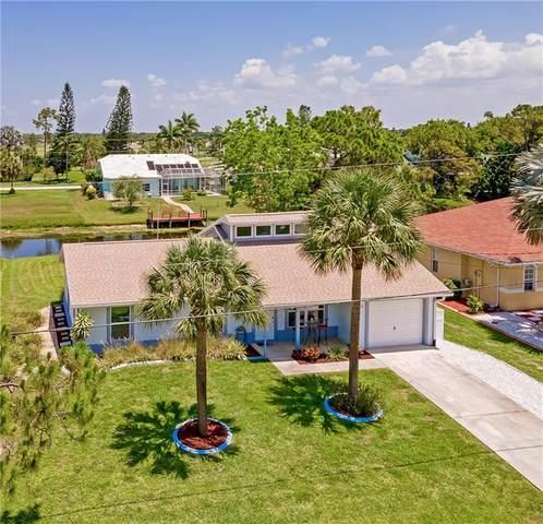 18 Mark Twain Lane, Rotonda West, FL 33947 (MLS #D6112297) :: The Duncan Duo Team