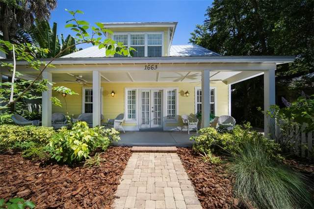 1663 Laurel Street, Sarasota, FL 34236 (MLS #D6112299) :: Keller Williams on the Water/Sarasota