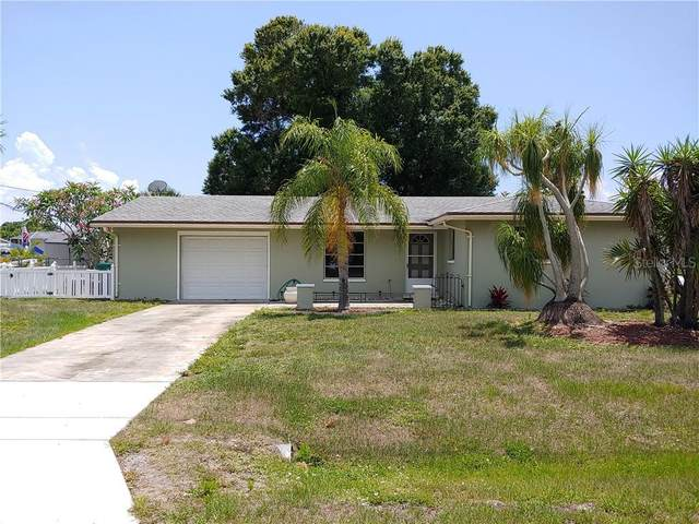 133 Francis Drive NE, Port Charlotte, FL 33952 (MLS #D6112307) :: Prestige Home Realty