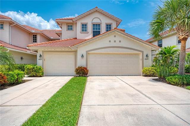 4667 Club Drive #102, Port Charlotte, FL 33953 (MLS #D6112308) :: Cartwright Realty