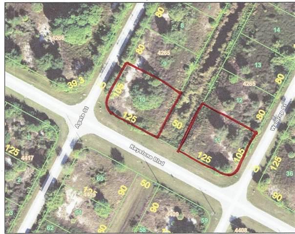 13236 Keystone Boulevard, Port Charlotte, FL 33981 (MLS #D6112329) :: Baird Realty Group
