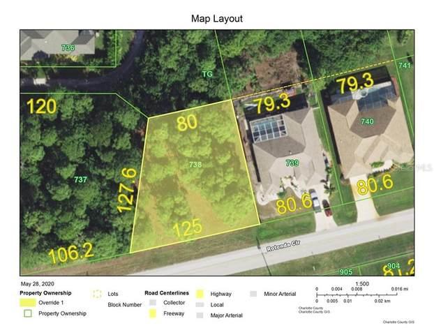 1150 Rotonda Circle, Rotonda West, FL 33947 (MLS #D6112334) :: Florida Real Estate Sellers at Keller Williams Realty