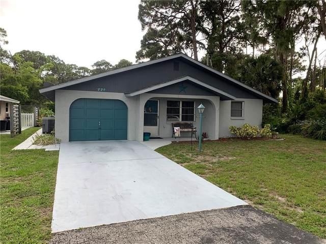 221 E Cowles Street, Englewood, FL 34223 (MLS #D6112353) :: The BRC Group, LLC
