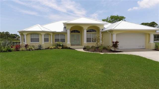 36 Tee View Court, Rotonda West, FL 33947 (MLS #D6112354) :: Sarasota Home Specialists
