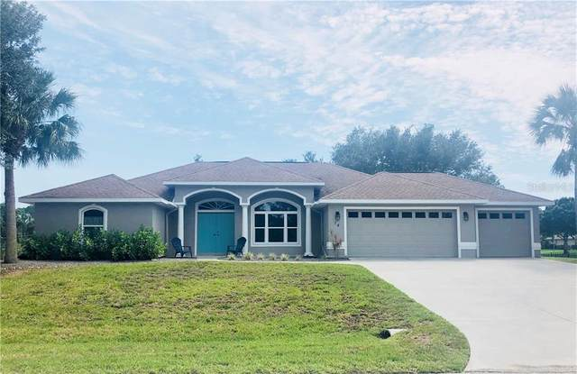 14 Pine Valley Lane, Rotonda West, FL 33947 (MLS #D6112356) :: Gate Arty & the Group - Keller Williams Realty Smart