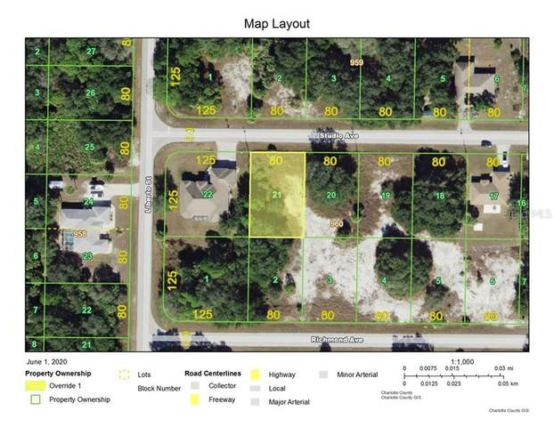 Address Not Published, Port Charlotte, FL 33954 (MLS #D6112366) :: Cartwright Realty