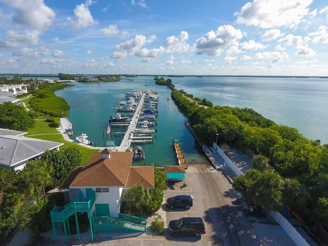 5820 Gasparilla Road Slip 26, Boca Grande, FL 33921 (MLS #D6112424) :: Keller Williams Realty Peace River Partners