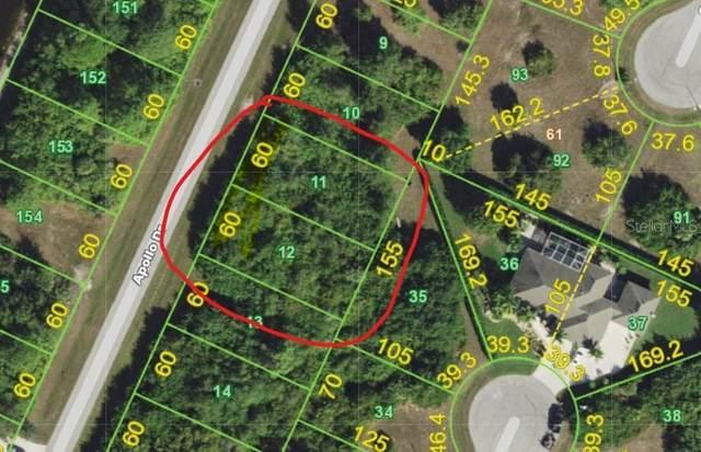 176 & 178 Apollo Drive, Rotonda West, FL 33947 (MLS #D6112437) :: The BRC Group, LLC