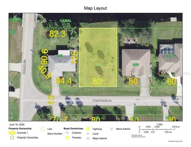 4 Mark Twain Lane, Rotonda West, FL 33947 (MLS #D6112474) :: Pepine Realty