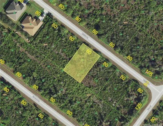 14165 Whittier Lane, Port Charlotte, FL 33981 (MLS #D6112538) :: Premium Properties Real Estate Services