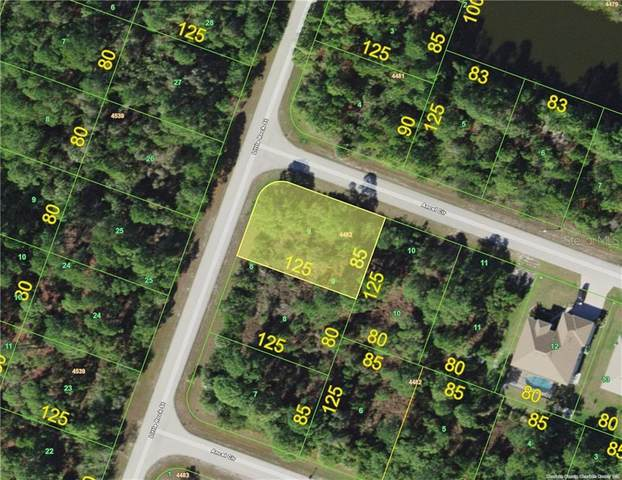 9462 Little Rock Street, Port Charlotte, FL 33981 (MLS #D6112540) :: Cartwright Realty