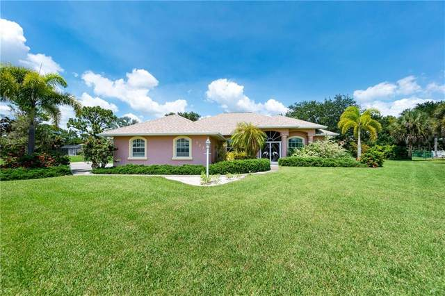 723 Boundary Boulevard, Rotonda West, FL 33947 (MLS #D6112543) :: Burwell Real Estate