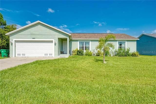 2251 Meetze Street, Port Charlotte, FL 33953 (MLS #D6112545) :: Team Bohannon Keller Williams, Tampa Properties