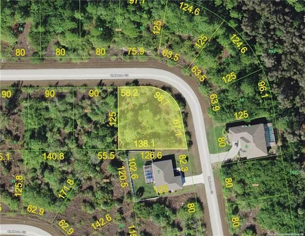 9525 Shelburne Circle, Port Charlotte, FL 33981 (MLS #D6112553) :: Team Borham at Keller Williams Realty