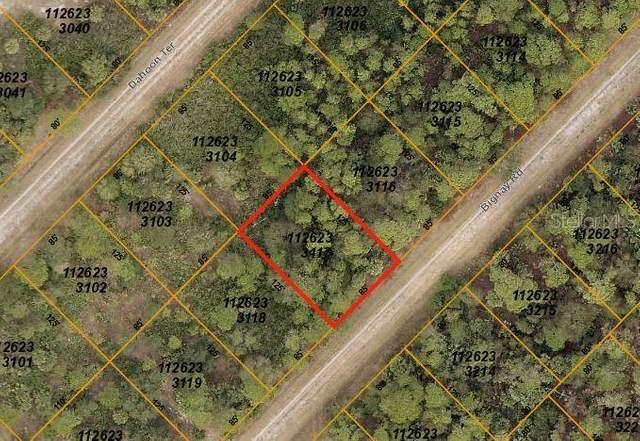 Lot 17 Block 2331 Bignay Road, North Port, FL 34288 (MLS #D6112568) :: Team Bohannon Keller Williams, Tampa Properties