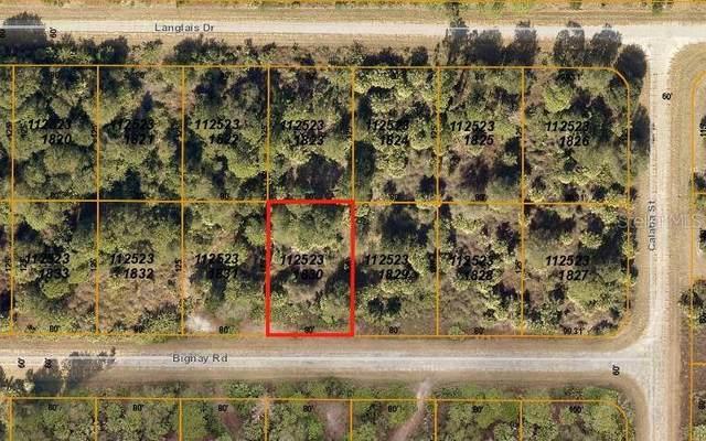 Lot 30 Block 2318 Bignay Road, North Port, FL 34288 (MLS #D6112570) :: Team Bohannon Keller Williams, Tampa Properties