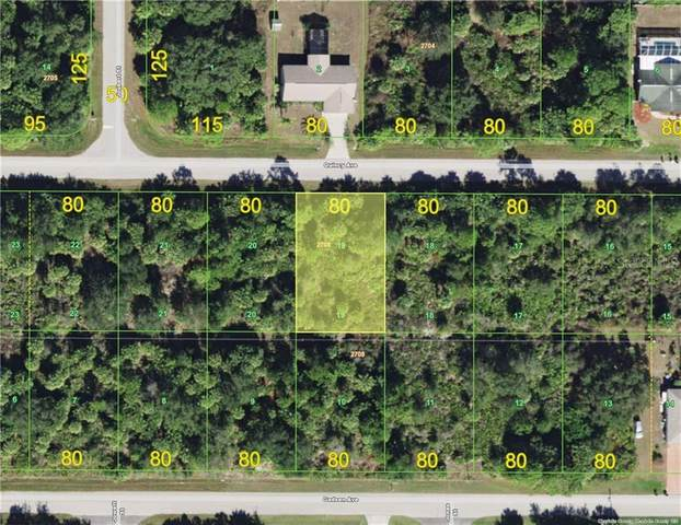 17439 Quincy Avenue, Port Charlotte, FL 33948 (MLS #D6112577) :: Rabell Realty Group