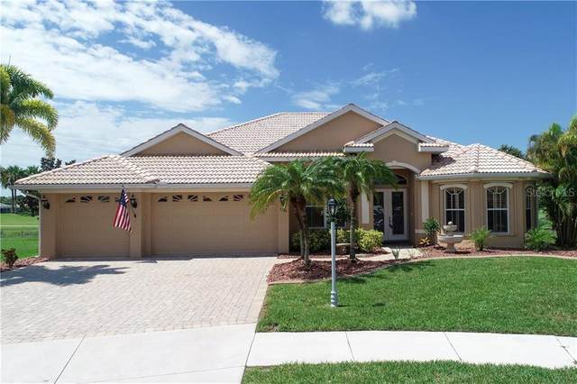 3346 Bailey Palm Court, North Port, FL 34288 (MLS #D6112589) :: Medway Realty
