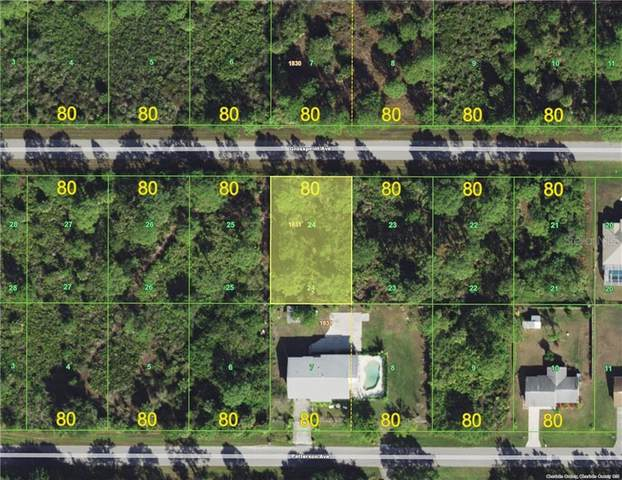12129 Grosspoint Avenue, Port Charlotte, FL 33981 (MLS #D6112605) :: Cartwright Realty