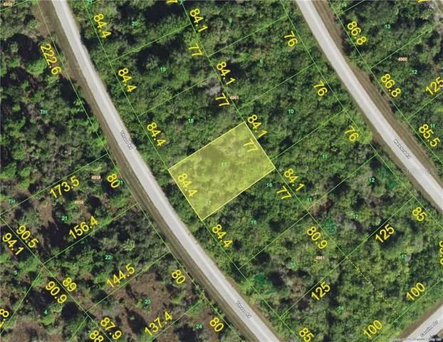 8126 Thruso Road, Port Charlotte, FL 33981 (MLS #D6112614) :: Premium Properties Real Estate Services