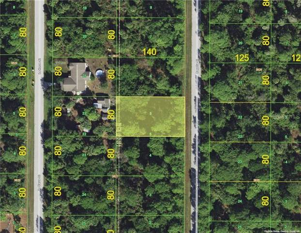 6177 Regatta Street, Port Charlotte, FL 33981 (MLS #D6112616) :: Heckler Realty