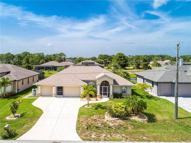 65 Medalist Road, Rotonda West, FL 33947 (MLS #D6112697) :: Griffin Group