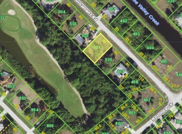 10 Tournament Road, Rotonda West, FL 33947 (MLS #D6112700) :: The BRC Group, LLC