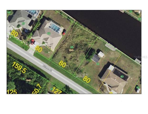 3466 Blitman Street, Port Charlotte, FL 33981 (MLS #D6112790) :: Premium Properties Real Estate Services