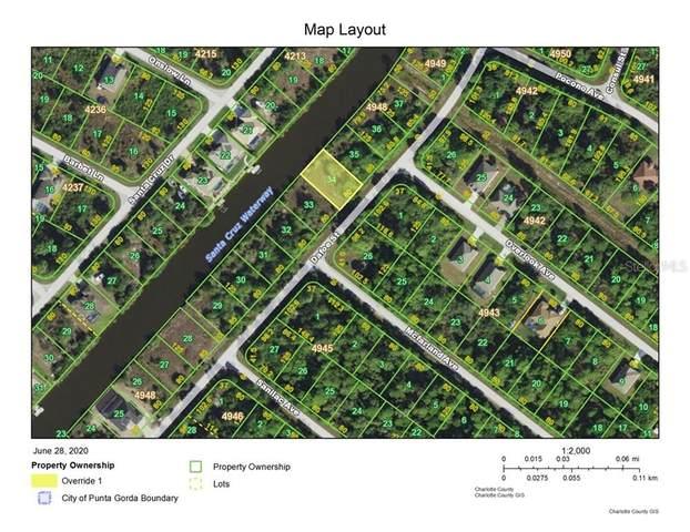 8325 Dafoe Street, Port Charlotte, FL 33981 (MLS #D6112792) :: Premium Properties Real Estate Services
