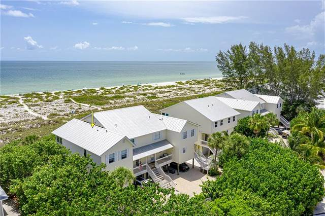 460 Gulf Boulevard #10, Boca Grande, FL 33921 (MLS #D6112821) :: Zarghami Group
