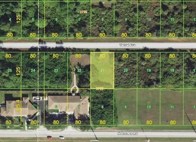 12023 Tetzel Avenue, Port Charlotte, FL 33981 (MLS #D6112828) :: Team Bohannon Keller Williams, Tampa Properties
