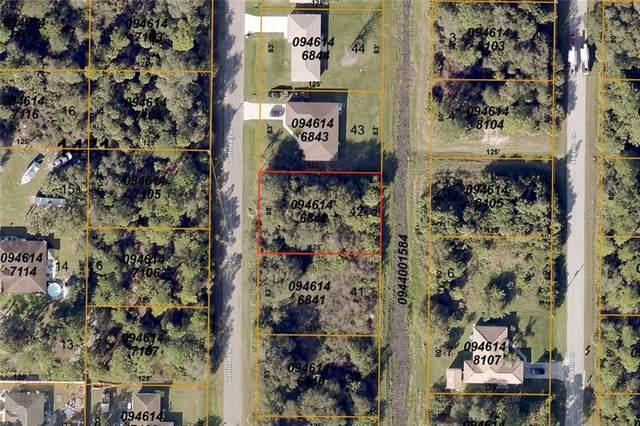 Gottfried (Lot 42) Lane, North Port, FL 34291 (MLS #D6112866) :: Premium Properties Real Estate Services