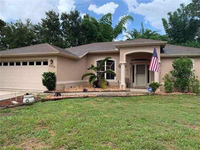 2576 Trianna Street, North Port, FL 34291 (MLS #D6112869) :: Premium Properties Real Estate Services