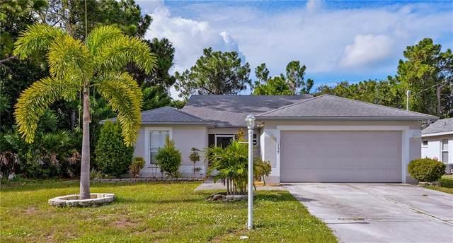 137 Swan Drive, Rotonda West, FL 33947 (MLS #D6112916) :: Griffin Group