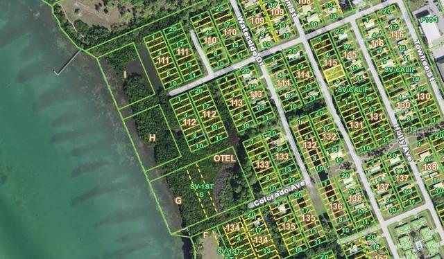 2921 Bourbon Street, Englewood, FL 34224 (MLS #D6112918) :: Medway Realty