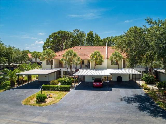 214 Pine Hollow Drive #214, Englewood, FL 34223 (MLS #D6112921) :: The Light Team