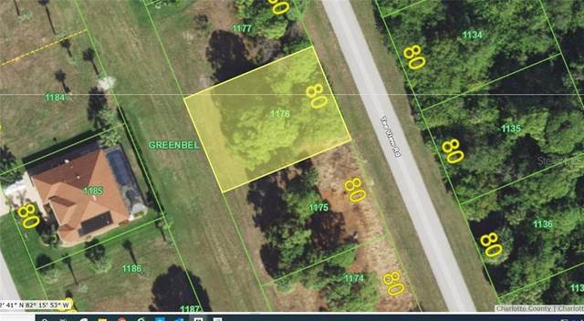 18 Tee View Road, Rotonda West, FL 33947 (MLS #D6112922) :: Zarghami Group