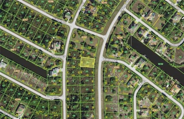 9909 Calumet Boulevard, Port Charlotte, FL 33981 (MLS #D6112944) :: Rabell Realty Group